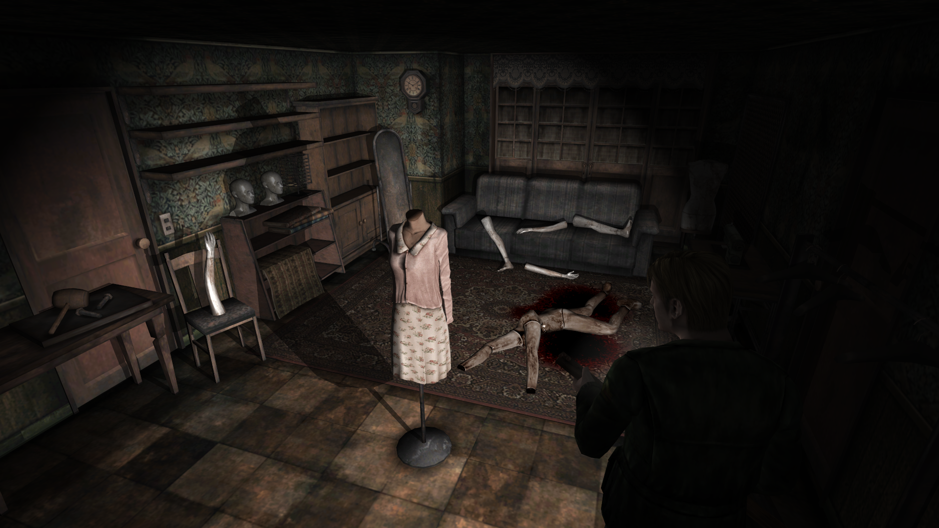 Death In Gaming Learning About Grief With Silent Hill 2 The